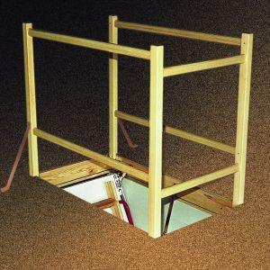 LXB - BANNISTER  (FAKRO attic ladder- 22x47, 25x47)