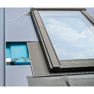 Flashing EBV-P standing seam metal roof