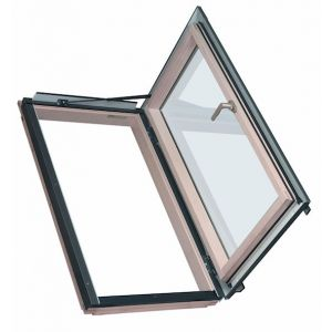 FWU-R 24x46 RIGHT Opening Egress Roof Window