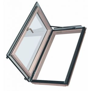 FWU-L 37x46 LEFT Opening Egress Roof Window