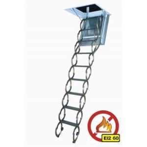 LSF - Fire Resistant Scissor Attic Ladder