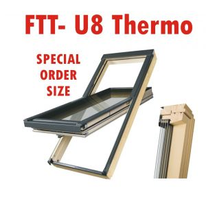 FTT U8  thermo roof window