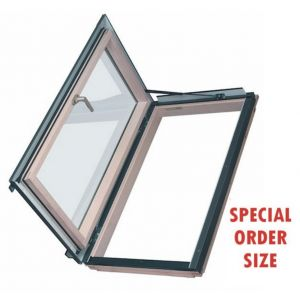 FWU-L 37x38 LEFT Opening Egress Roof Window
