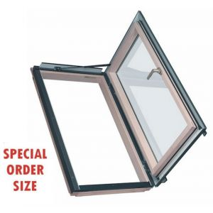 FWU-R 30x38 RIGHT Opening Egress Roof Window
