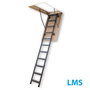 LMS Ladder 350 Lbs Insulated Attic Ladders