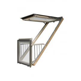 Balcony window FGH-V P2  30''x100''  Gallery - 1 unit !!!