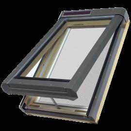 FAKRO Skylight - FVS-806 (RO-46.5/45.5) LAMINATED glass Low-E - SOLAR Opening